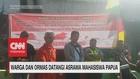 VIDEO: Warga dan Ormas Datangi Asrama Mahasiswa Papua