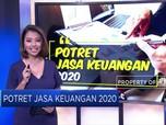 Potret Jasa Keuangan 2020