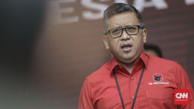 Hasto Kritik Karikatur Jokowi dan Pinokio di Media Massa