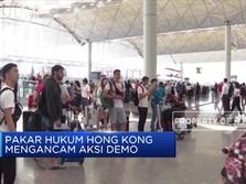 Pakar Hukum Hong Kong Mengecam Aksi Demo