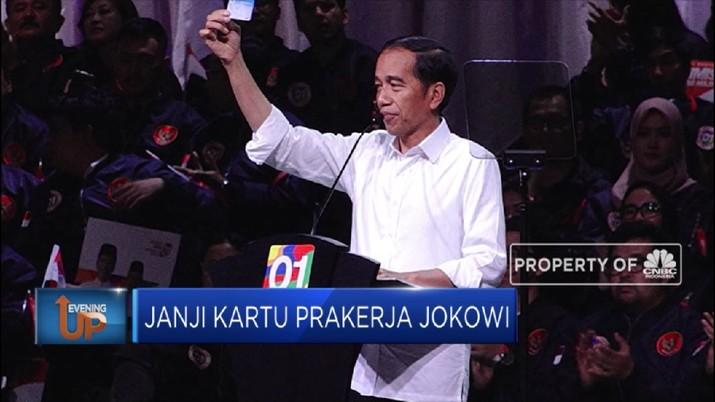 Janji Kartu Prakerja Jokowi