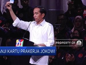Menanti Kesaktian Kartu Prakerja Jokowi