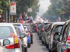 Ganjil Genap: Menhub Serahkan Nasib Taksi Online ke Polisi