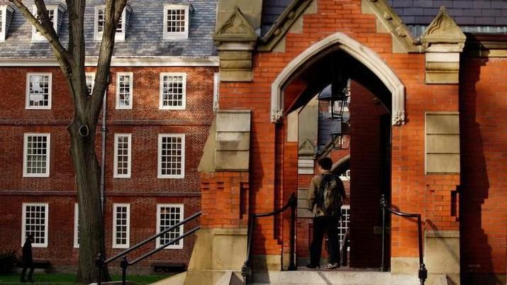 Harvard University di Cambridge, Massachusetts/REUTERS/Jessica Rinaldi