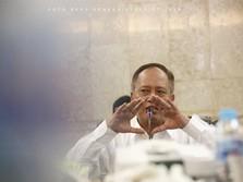 Menteri Nasir Kecewa Mahasiswa Ogah Temui Jokowi di Istana