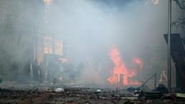 Aksi di Manokwari Mencekam, Kantor DPRD Papua Barat Dibakar
