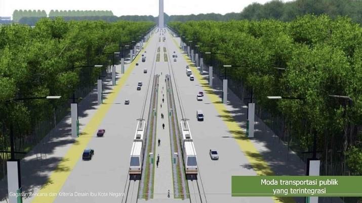 foto/ Gagasan Rencana dan Kriteria Desain Ibu kota Negara 9  (Dok: PUPR)