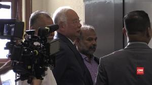 VIDEO: Sidang Najib Razak Terkait Korupsi 1MDB Ditunda