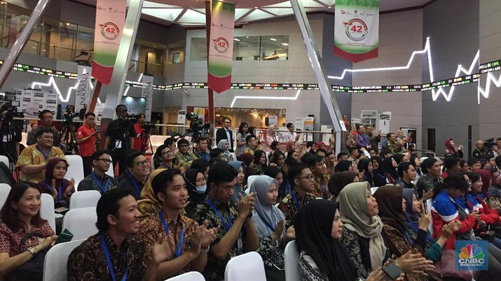 Public Expose Live 2019 (CNBC Indonesia/Monica Wareza)
