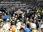 Ini Kronologi Demo Panas di Hong Kong