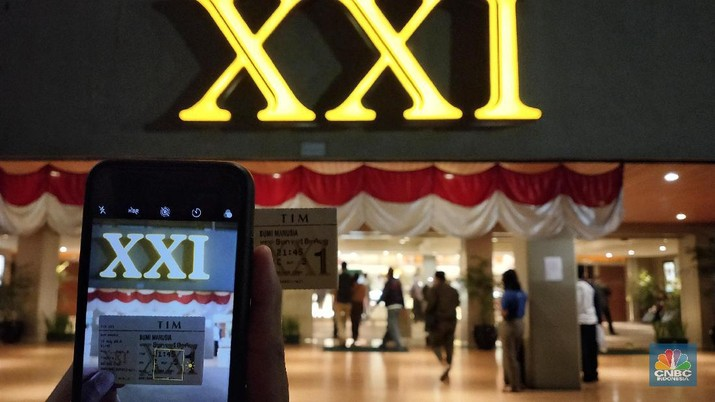 Tinggal Kenangan, Ini Momen Terakhir Bioskop XXI TIM