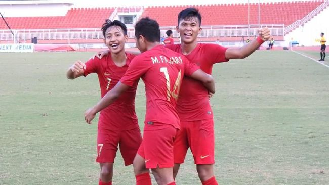 Kelemahan Indonesia Di Piala Aff U  Bola Mati