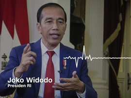VIDEO: Jokowi Angkat Suara Soal Insiden Papua