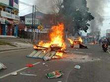 Dipicu Penyerbuan Asrama di Surabaya, Demo di Manokwari Ricuh