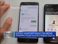 Google Assistant Pemimipin Pasar Asisten Pribadi