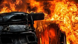 Kebakaran Pasar Gandum di New Delhi Tewaskan 43 Orang