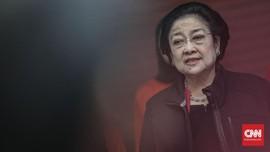 Mesem Megawati Disapa Surya Paloh Saat HUT ke-8 NasDem