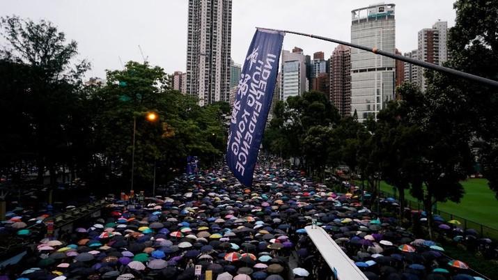 Google memutuskan untuk menghapus 210 channel YouTube yang menyebarkan informasi salah (misinformation) dalam aksi demo Hong Kong