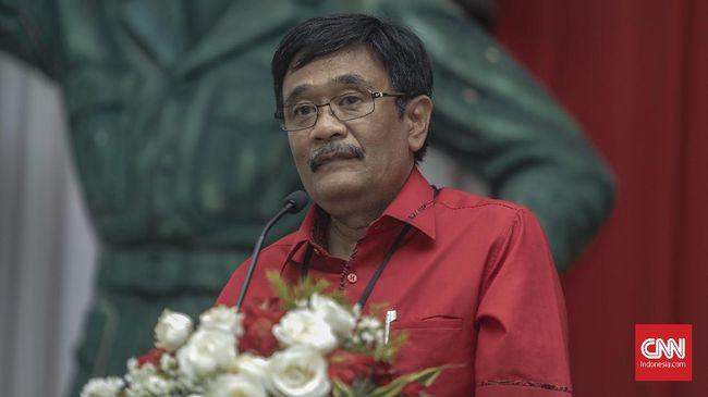 Djarot Akui Ada Kader PDIP Terlibat Kasus OTT Komisioner KPU
