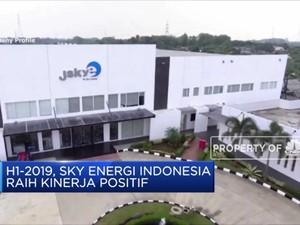 H1-2019, Sky Energi Indonesia Raih Kinerja Positif