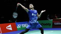 Kejuaraan Dunia Bulutangkis: 6 Wakil Indonesia Lolos ke Babak Berikutnya