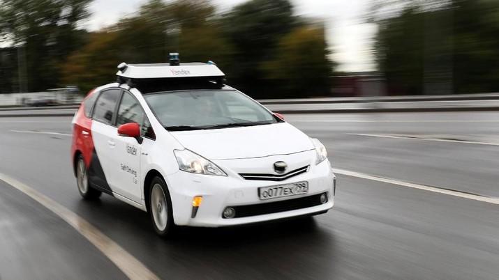 Mengintip Kecanggihan Mobil Otonom Hasil Karya Rusia