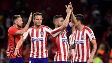 Klasemen Sementara Liga Spanyol Usai Atletico Menang