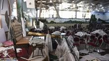 ISIS Klaim Bom Pernikahan Afghanistan, 63 Orang Tewas