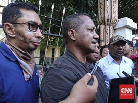 Keluarga Besar Papua di Surabaya: Kami di Sini Aman