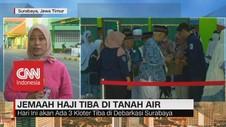 VIDEO: Jemaah Haji Tiba di Tanah Air