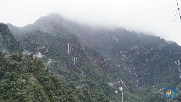 Kawasan Pegunungan Tengah, Papua (CNBC Indonesia/Suhendra)