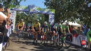 VIDEO: Tour de Indonesia 2019 Dimulai