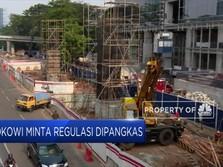 Jokowi Minta Regulasi Dipangkas