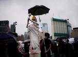Tsunami Protes Berkepanjangan, Hong Kong Terancam Resesi