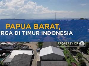 Papua Barat Surga di Timur Indonesia