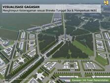 Masterplan Ibu Kota Negara Baru RI Segera Selesai