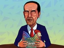 Jokowi Sampaikan RAPBN, Inilah Asumsi Makro 2020