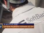 Softbank Pinjam Dana Karyawan USD 20 M