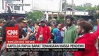 VIDEO: Kapolda Papua Barat Tenangkan Massa Pendemo