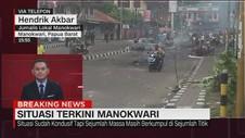VIDEO: Situasi Pasca Kerusuhan di Manokwari Papua Barat