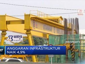 Tahun 2020, Infrastruktur Masih Jadi Primadona