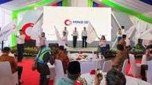 Holding Industri Pertambangan Bertransformasi Jadi MIND ID