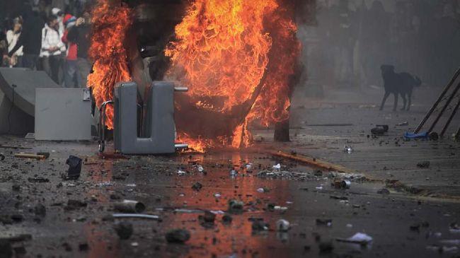 Aksi Protes di Jayapura, Toko Tutup dan Sekolah Diliburkan