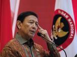 DPR Tunda Sahkan RUU KUHP, Wiranto: Demo Sudah tak Relevan