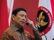 Wiranto Diserang di Banten, Kapolsek Juga Kena Tusuk