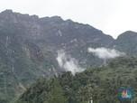 Bagai Film Avatar, Ini Penampakan Pegunungan di Area Freeport