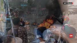 VIDEO: Rusuh di Manokwari Dipicu Insiden di Jatim