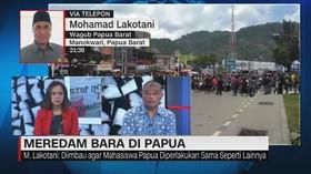 VIDEO: Meredam Bara di Papua (1/3)