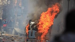 Demo Berujung Rusuh di Chile, Tujuh Orang Tewas