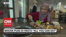 VIDEO: Makan Puas di Resto